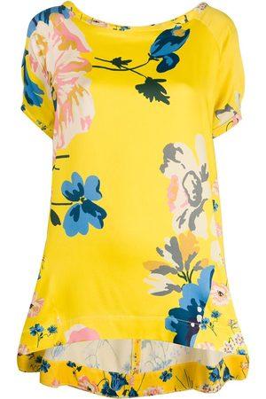 Antonio Marras Floral print blouse