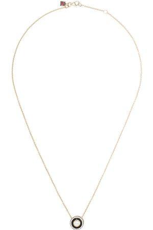 Selim Mouzannar 18kt diamond Mina necklace
