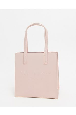 Ted Baker Seacon crosshatch small icon bag in