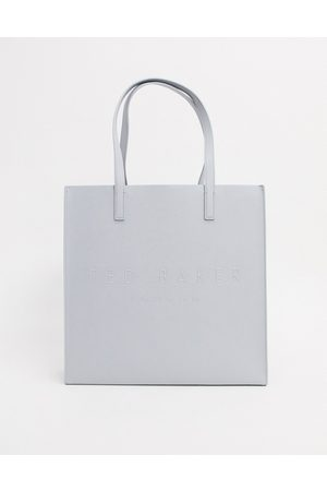 Ted Baker Soocon crosshatch large icon bag in