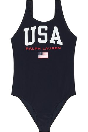 Ralph Lauren Logo swimsuit