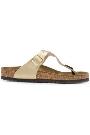 Birkenstock Women Sandals - Birko-Flor thong sandals