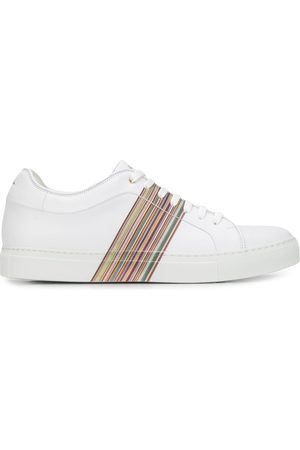 Paul Smith Side striped low top sneakers