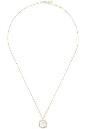 Mateo 14kt pearl and crystal necklace