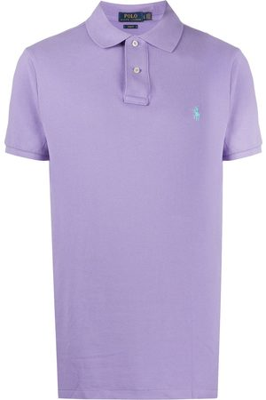 Polo Ralph Lauren Logo embroidered shortsleeved polo shirt