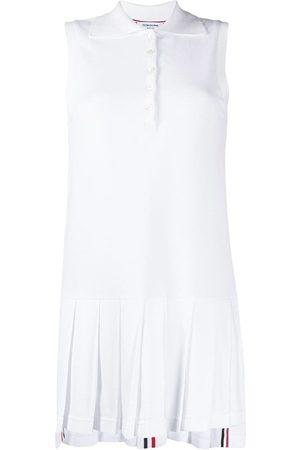 Thom Browne Classic Pleated Tennis Dress