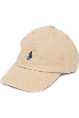 Ralph Lauren Logo patch cap
