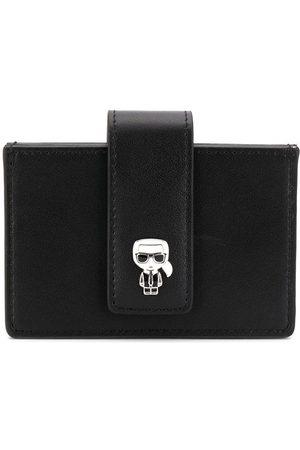 Karl Lagerfeld Enamelled Karl wallet