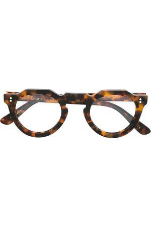 LESCA Men Sunglasses - Pica' tortoiseshell glasses