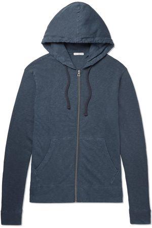 James Perse Men Sweatshirts - Supima Cotton-Jersey Hoodie