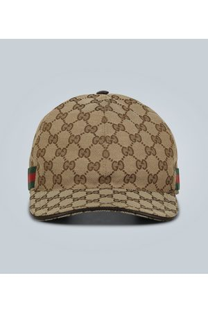 Gucci Original GG canvas baseball hat