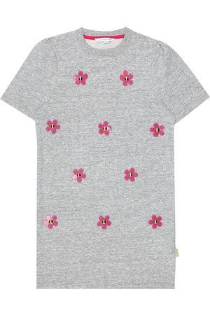 Marc Jacobs Daisy cotton sweatshirt dress
