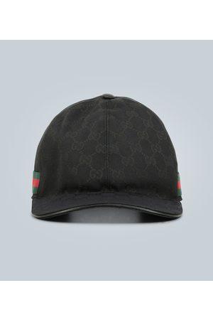 Gucci Men Hats - Baseball with web stripe
