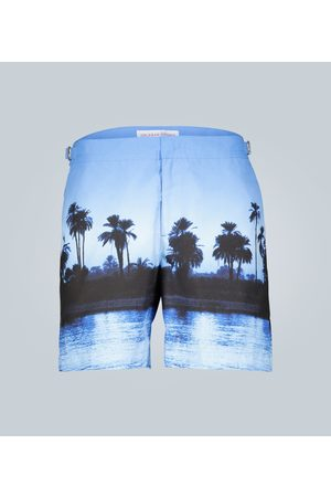Orlebar Brown Shore Is mid-length swim shorts