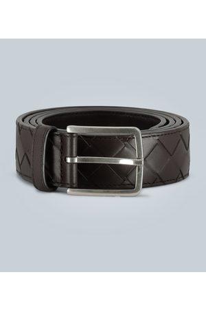 Bottega Veneta Woven leather waist belt
