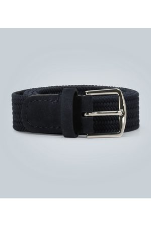Loro Piana Woven cotton belt