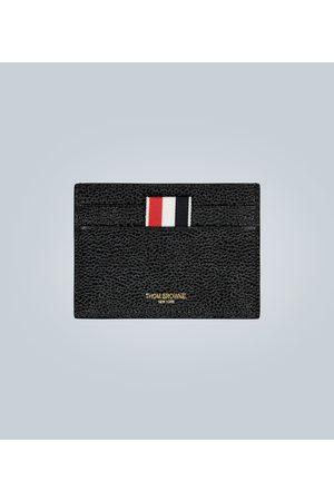 Thom Browne Leather cardholder