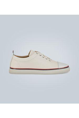 Thom Browne Women Sneakers - Straight toe cap trainer