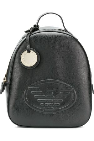 Emporio Armani Embossed logo backpack