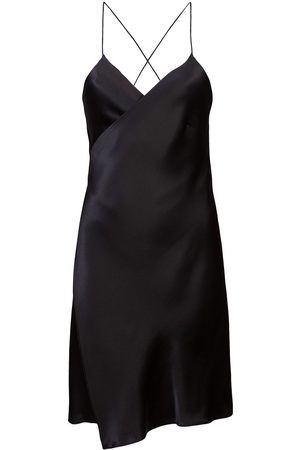 Michelle Mason Wrap mini dress