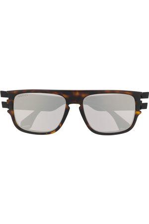 Gucci GG0664S rectangular-frame sunglasses