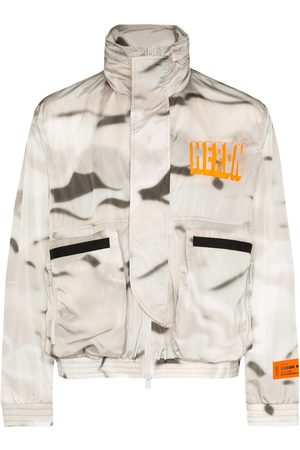 Heron Preston Camouflage print jacket