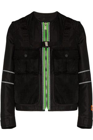 Heron Preston Utility zip-up jacket