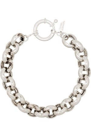 LOREN STEWART Sterling link bracelet