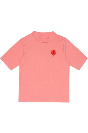 Mini Rodini Embroidered T-shirt