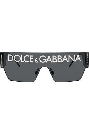 Dolce & Gabbana Chunky logo sunglasses
