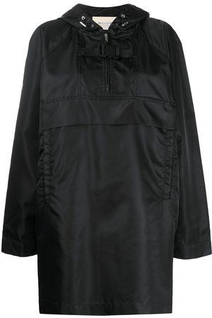 1017 ALYX 9SM Boxy fit hooded coat