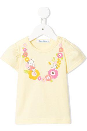 Familiar Floral print T-shirt