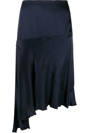 ROMEO GIGLI 1990s asymmetric flared skirt