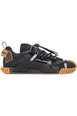 Dolce & Gabbana Mixed-materials Sorrento sneakers