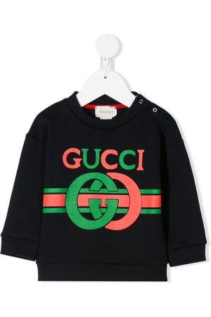 Gucci Interlocking G print sweatshirt