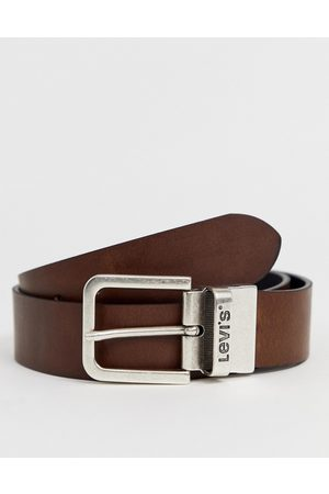 Levi's Men Belts - Reversible core leather belt in /brown