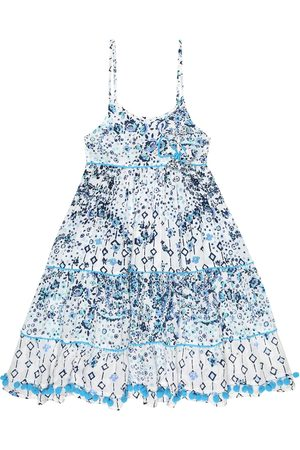 POUPETTE ST BARTH Girls Printed Dresses - Pippa floral dress