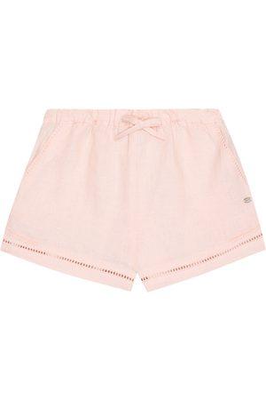 Tartine Et Chocolat Linen shorts