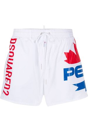 Dsquared2 X Pepsi swim shorts