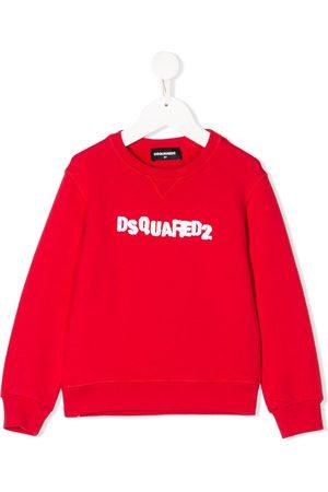 Dsquared2 Kids Logo-printed sweatshirt