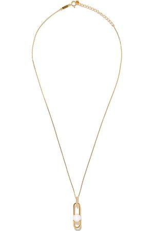 Tasaki Fine links pendant