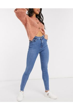New Look Shape and lift skinny jean in mid
