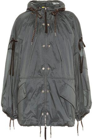 Moncler Genius 2 MONCLER 1952 Delphi raincoat