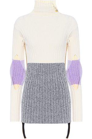 Moncler Genius 2 MONCLER 1952 Cotton-blend turtleneck sweater