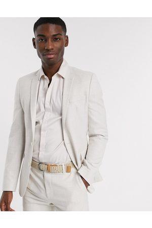 ASOS Men Blazers - Skinny suit jacket in ice