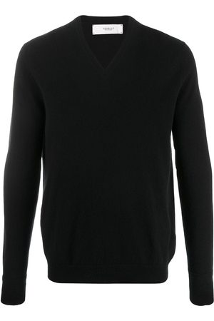 PRINGLE OF SCOTLAND Men Long Sleeve - Cashmere long-sleeve jumper
