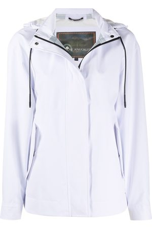 Moose Knuckles Hooded sports jacket