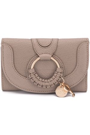See by Chloé Stitched layered wallet