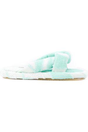 MM6 MAISON MARGIELA Crisscross slippers