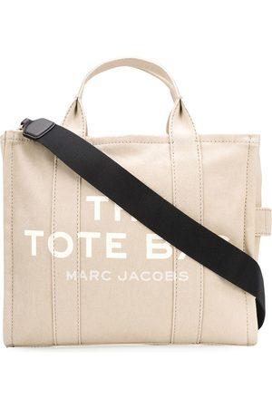 Marc Jacobs Slogan top-handle tote